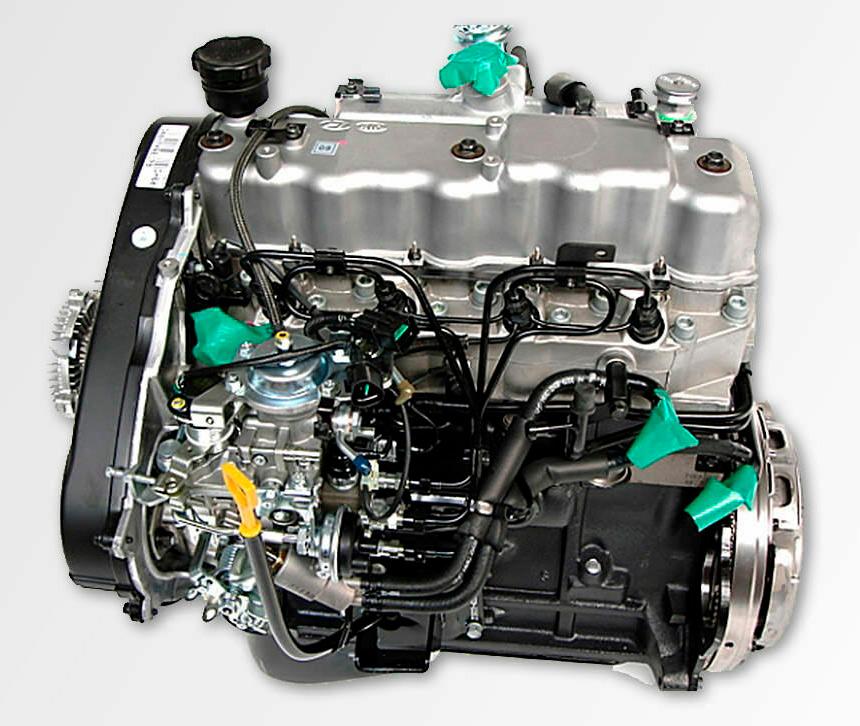 Двигатель 4D56 для Хёндай Старекс