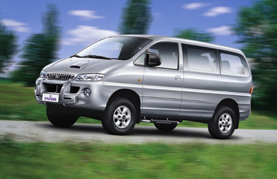 Hyundai Starex 2000-2004гг.