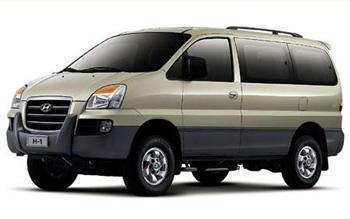Hyundai Starex рейсталл 2004г.
