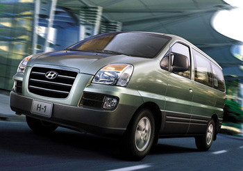 Hyundai H-1 htqcnfkk 2004-2007г.